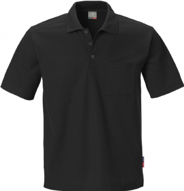 Fristads Kansas Polo Shirt 7392 PM (Black)